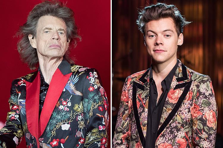 Rolling Stones Groupie Says She Wants Harry Styles To Play