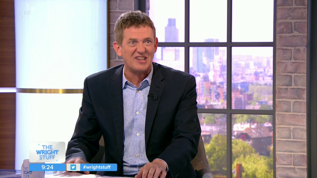 Matthew Wright reveals he quit his show after 3am starts took its