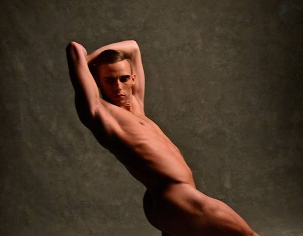 Adam Rippon Skates Nude For Espn The Magazine S Body Issue My Style News