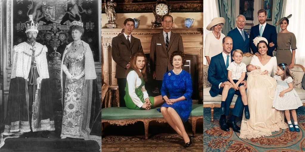These Royal Family Photos Show How Much The British