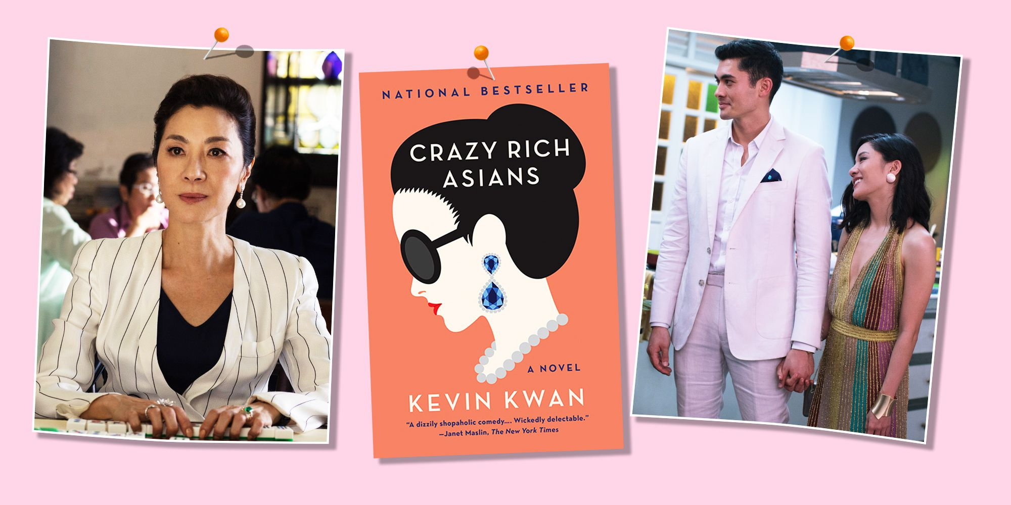 The 23 Major Differences Between The Crazy Rich Asians