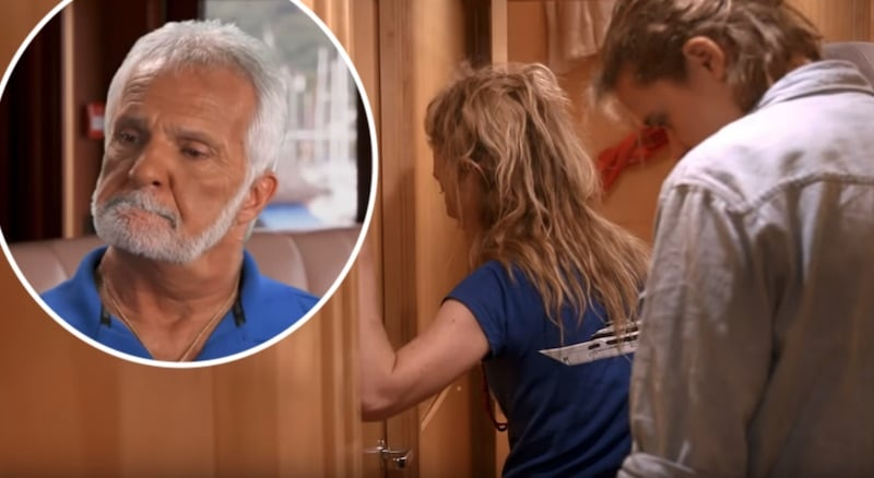'Below Deck' Star: Kate Chastain Busted for Strangulation ...
